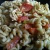 Zomers: Italiaanse pasta salade