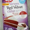 Getest: Red velvet cake van Dr. Oetker