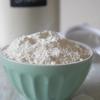 Zelf cake flour maken