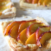 Nectarine taartjes