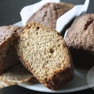 Single serve banenenbrood