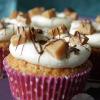 Vanille caramel cupcakes