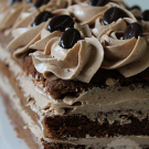 Truffel cake