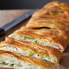 Gevuld pizza brood - Stromboli