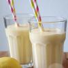 Mango citroen milkshake