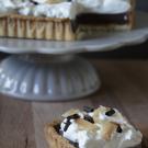 Butterscotch taart