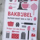 Review: Bakbijbel - Rutger bakt van A tot Z
