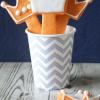 Oranje koekjes
