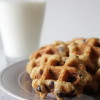 Chocolate chip wafeltjes