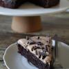 Chocolade koffie cake