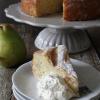 Mascarpone peren cake