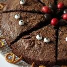 Rendier brownies