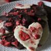 Valentijns chocolade