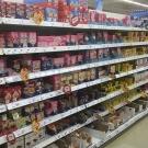Bakproducten uit de Duitse supermarkt