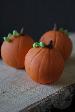 Pompoen cakepops | HandmadeHelen