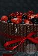 Taart met rood fruit | HandmadeHelen