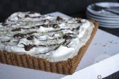 Amaretto taart| HandmadeHelen