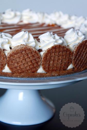 Stroopwafel taart | HandmadeHelen
