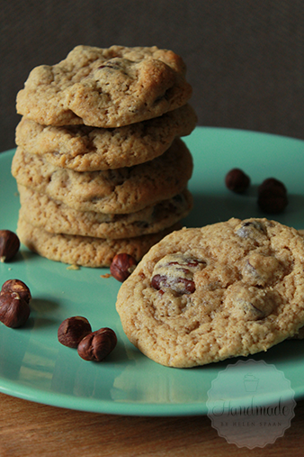 pecan-hazelnoot koekjes