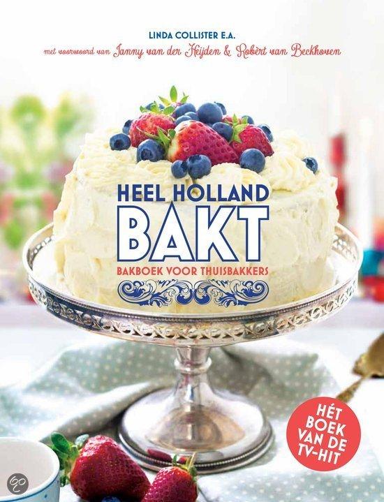Heel  Holland Bakt boek