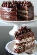 Luchtige chocolade taart | HandmadeHelen