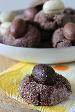Dubbel choc paasei koekjes | HandmadeHelen