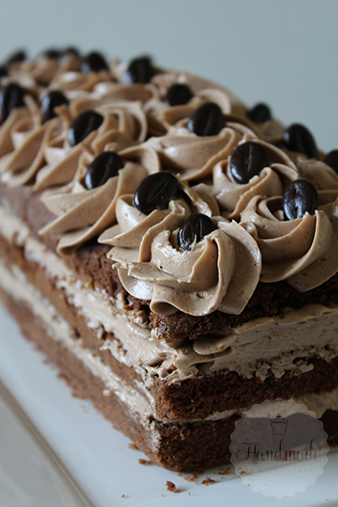 Truffel cake | HandmadeHelen