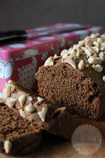 Ontbijtkoek met noten | HandmadeHelen