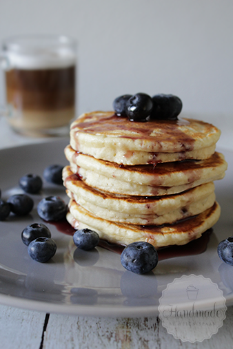 Scottish pancakes | HandmadeHelen