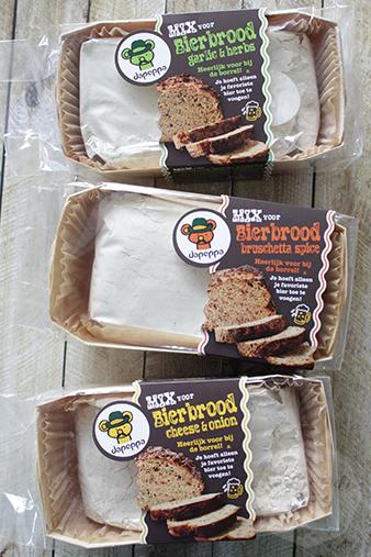 Getest: Dapeppa mix voor bierbrood | HandmadeHelen