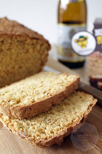 Getest: Dapeppa mix voor cheese union bierbrood | HandmadeHelen