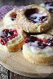 Aardbeien roomkaas Danish | HandmadeHelen