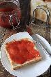 Zelf rabarber aardbeien jam maken | HandmadeHelen
