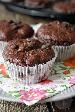 Chocolade muffins met Griekse yoghurt | HandmadeHelen
