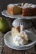Mascarpone peren cake | HandmadeHelen