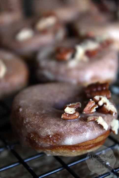 Appel kaneel cake donuts | HandmadeHelen