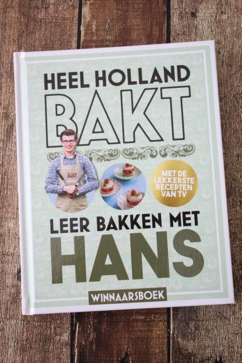 Leer bakken met Hans